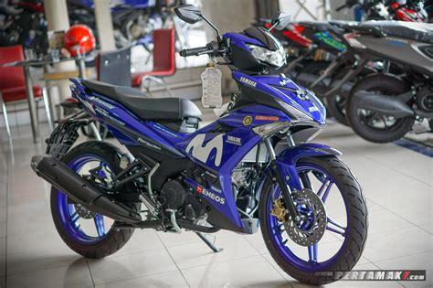 Yamaha Mx King 2019 by Bertemu Yamaha New Mx King Movistar 2019 Edisi Terakhir