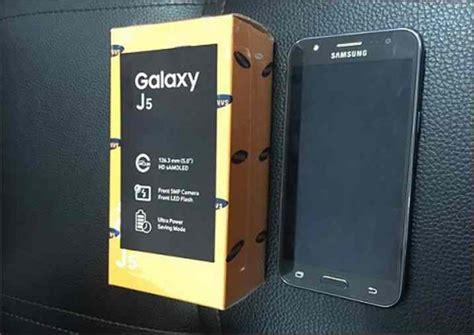 spesifikasi dan harga samsung galaxy j5 terbaru juli 2019