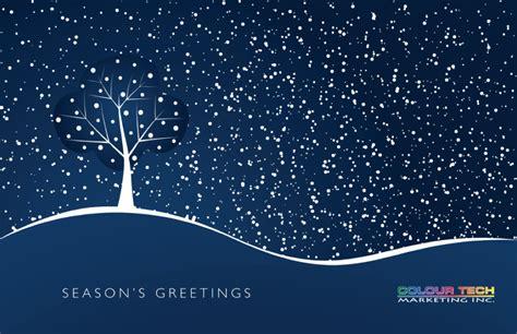 Corporate Christmas Card Designs