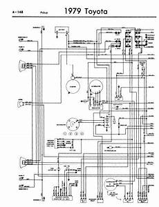 1994 Toyota Pickup Wiring Diagram