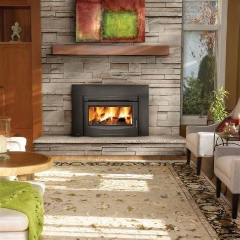 Napoleon Epi3 Wood Burning Fireplace Insert Wcast Iron
