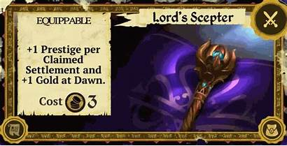Scepter Lord Symbol Authority Respect Armello Power