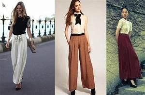 pantalon a taille haute palazzo pour la femme moderne With chambre bébé design avec pantalon taille haute fleuri