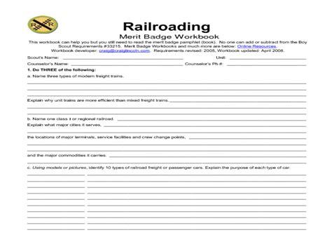 hiking merit badge worksheet the best worksheets image