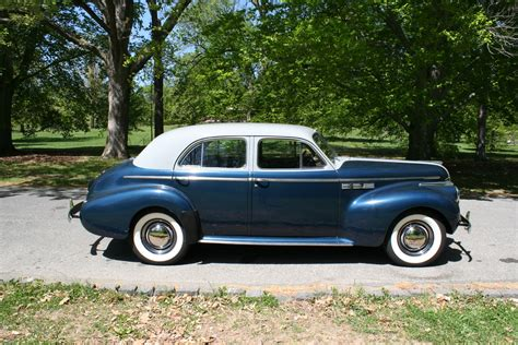 Buick Stock by 1940 Buick Roadmaster Stock 1940buick1 For Sale Near New