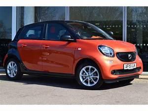 Smart Forfour Passion : used 2015 15 reg orange black smart forfour hatchback passion for sale on rac cars para ~ Gottalentnigeria.com Avis de Voitures