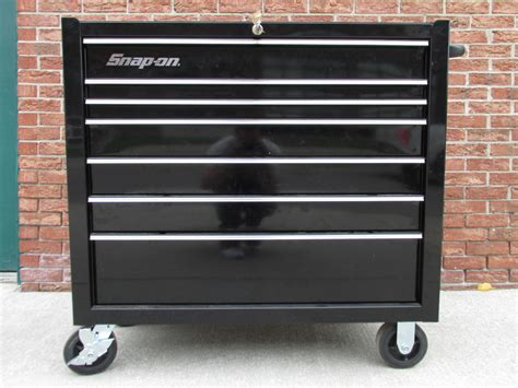 snap on tool cabinet snap on tool chest 8 24062a 7 drawer with key pick up only