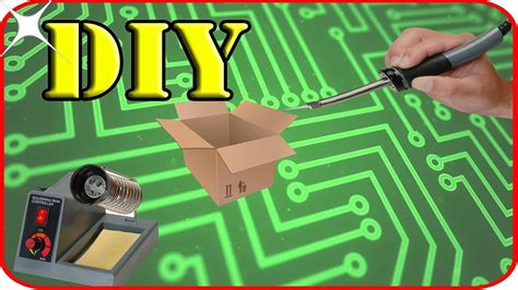 simple electronic projects  beginners diy electronic