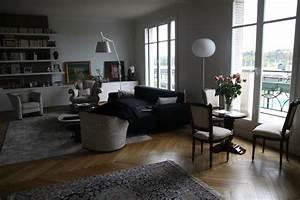 idee deco salon avec mur pierre 13 salon salle 224 With idee deco cuisine avec decoration salle À manger et salon