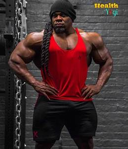 Kai Greene Workout  Diet  Age  Height  Body Stats  Workout Video And Instagram Photos 2019