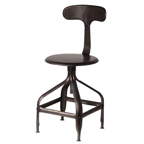 chaise de bureau maison du monde chaise indus télégraphe maisons du monde