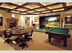 BIG SCREENS AND PUTTING GREENS Stonehouse Golf Collection
