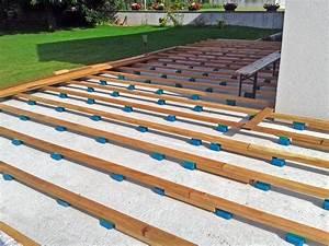 Terrasse Selber Bauen Unterkonstruktion : terrassendielen verlegen anleitung terrassendielen ~ Lizthompson.info Haus und Dekorationen