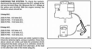 Briggs And Stratton Alternator Wiring Diagram
