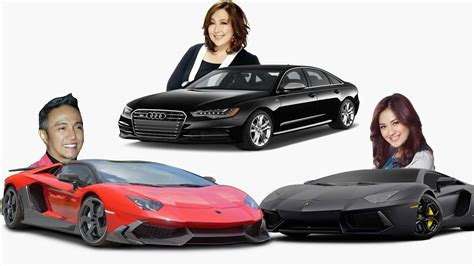 Top 10 Most Expensive And Luxury Cars Of Famous Filipino
