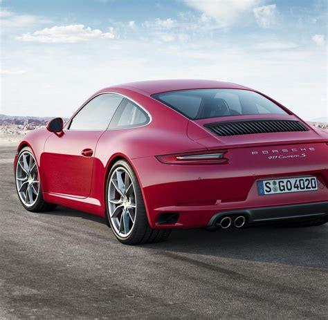 Fuer Die Rennstrecke Der Neue Porsche 911er Turbo by Der Neue Porsche S 911er Testfahrt Auf Der