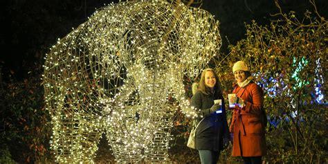 dc zoo lights brewlights at zoolights smithsonian s national zoo