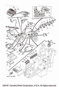 Yamaha Side By Side 2019 Oem Parts Diagram For Electrical