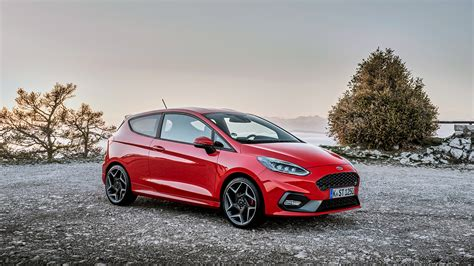 2018 ford fiesta st wallpapers hd images wsupercars