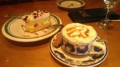 olive garden rapid city sd berry cake and hazelnut macchiato picture of olive