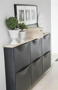 Ikea Meuble A Chaussure : d couvrir les meubles chaussures en 50 photos d co ~ Dallasstarsshop.com Idées de Décoration