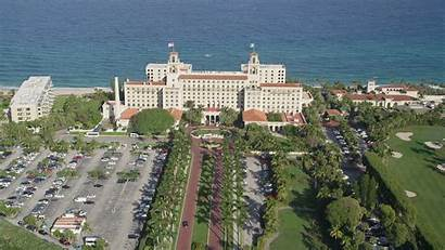Aerial Breakers Palm Beach West Course Golf