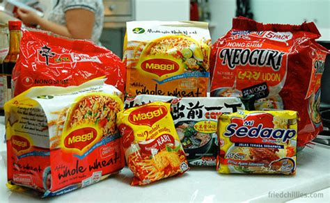 instant cuisine instant noodle