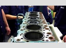 Motor Volvo 6 cilindros a Diesel YouTube