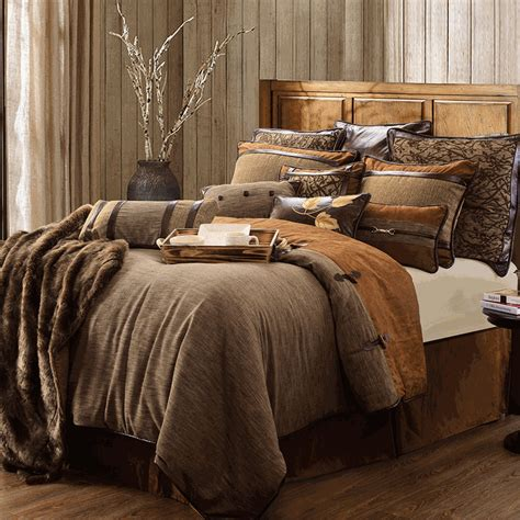 cabin style bedding highland lodge bedding collection