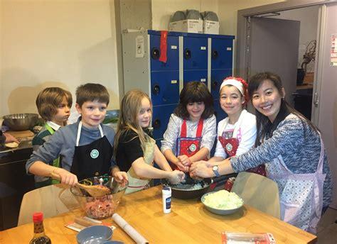 cours cuisine enfants galerie cours de cuisine pour enfants institut