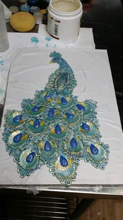peacock wedding cakes images  pinterest