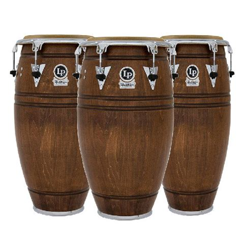LP Richie Garcia Series Top Tuning Congas | Congas | World ...