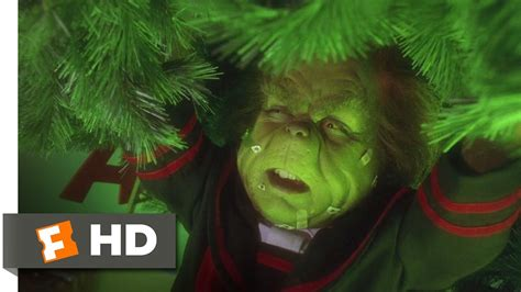 grinch stole christmas   clip  hate