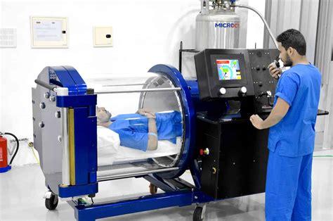hyperbare chambre monoplace hyperbaric chamber hybrid 3200 hyperbaric
