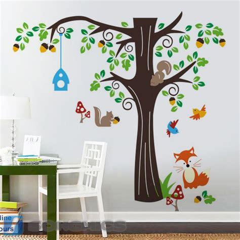 Wandtattoo Kinderzimmer Tiere Groß by Details Zu Wandtattoo Wandsticker Tiere Zoo Spielzimmer