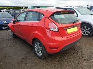 Used 2014 Ford Fiesta For Sale At Online Auction