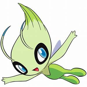 a level 100 celebi for your pokemon game right now