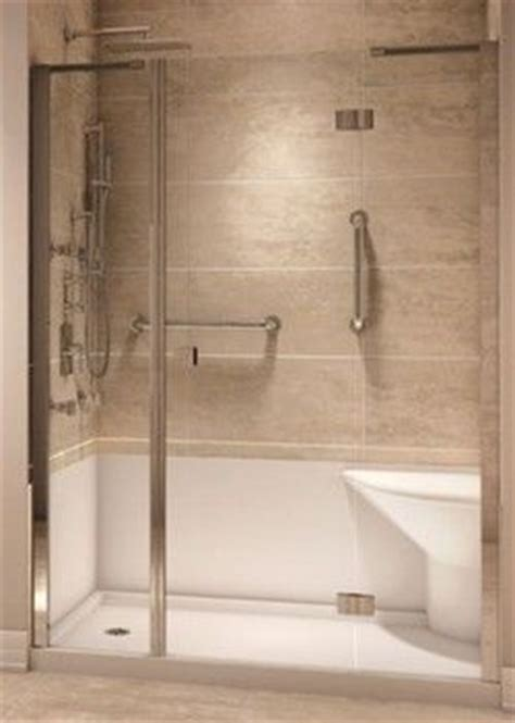 neptune koya shower corner shower base door