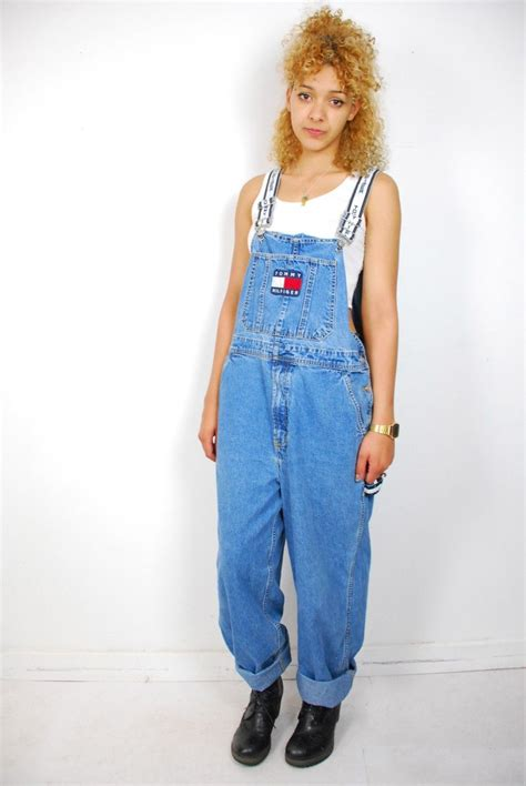 Overall Michele retro hilfiger overalls i had these and loved them