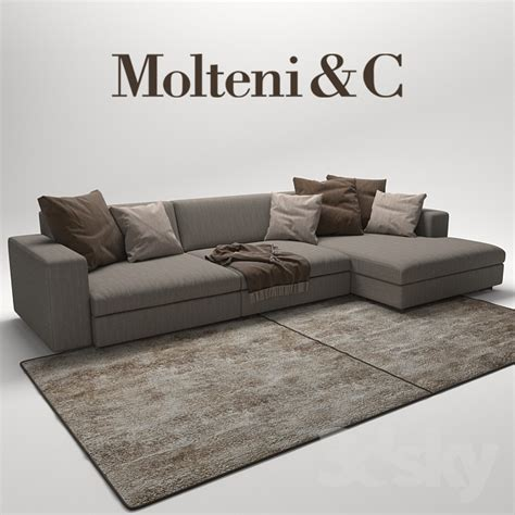 molteni c sofa 3d models sofa turner sofas molteni c