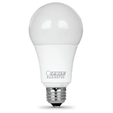 feit electric 100w equivalent warm white a19 dimmable led