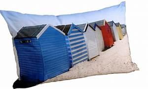 Coussin De Plage : coussin cabines de plage 50x30cm lot de 2 ~ Teatrodelosmanantiales.com Idées de Décoration