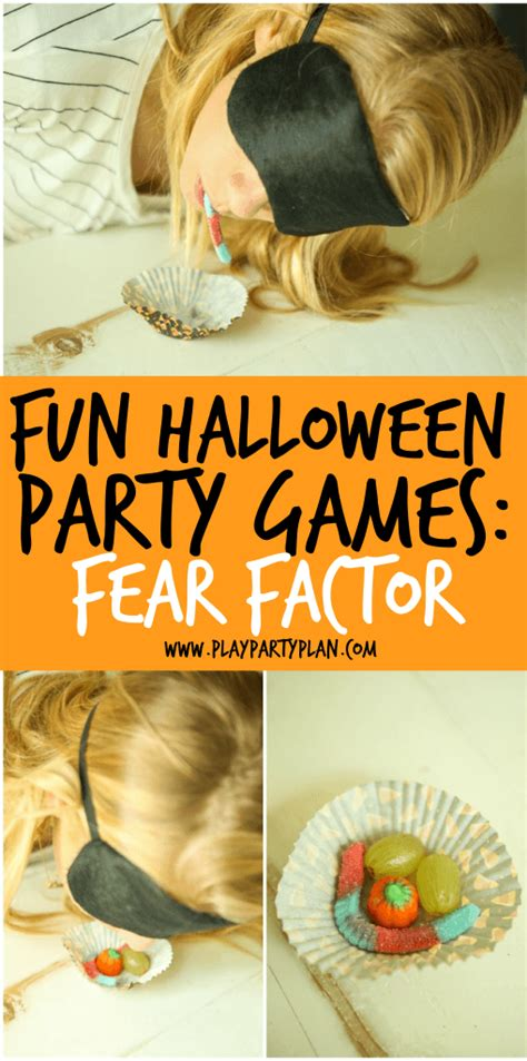 super fun halloween party game ideas  kids