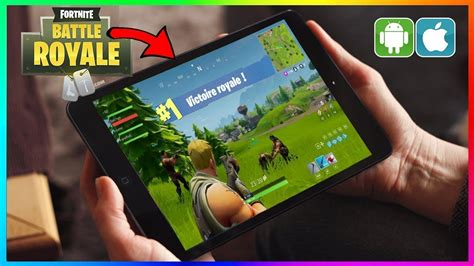 fortnite  ios iphone mobile