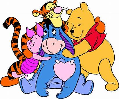 Clipart Disney Clip Clipartion Hug Related Graphic