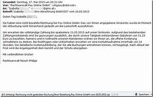 Abrechnung Pay Online24 Gmbh : trojaner warnung abrechnung pay online gmbh mimikama ~ Themetempest.com Abrechnung