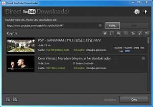 Direct Video Downloader Ekran Görüntüsü - Gezginler