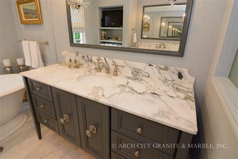 custom cut  bathroom vanity top