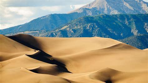 dunes sand park national weather colorado dreamstime visit climate unique snow mountain