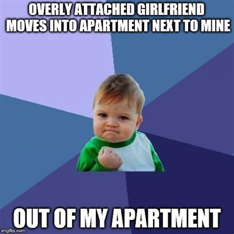 Attached Girlfriend Meme - overly attached girlfriend meme imgflip
